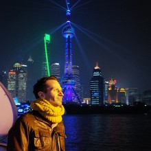 2014 | Shanghai | Swatch Residency