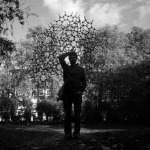 2005 | Residenza di 6 Mesi a Londra | Tavistock Square Gardens.
